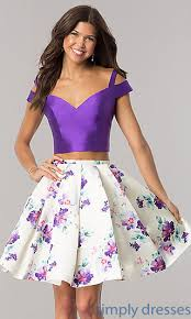purple formal evening gowns prom dresses in purple