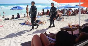 is it safe to travel to cancun images After new travel warning questions about safety in mexico the jpg