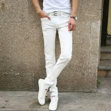 Skinny White Jeans Mens Discount Tight White Jeans 2017 Tight White Skinny Jeans On Sale