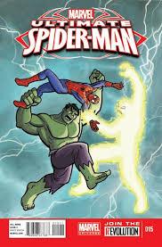 marvel universe ultimate spider man 1 marvel comics