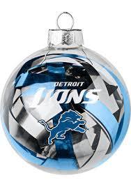 detroit lions tree ornaments detroit lions ornaments