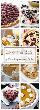 25 thanksgiving desserts that are not pie thanksgiving pies and
