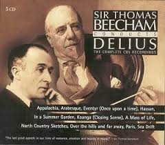 Delius In A Summer Garden - complete beecham delius sony rb classical cd reviews may 2003
