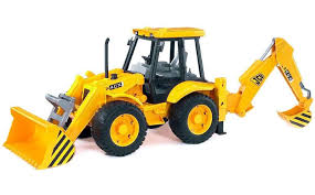bruder toys bruder toys jcb 4cx loader with backhoe 02428 28 50