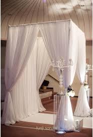 wedding backdrop canopy 57 best wedding canopies chuppahs images on wedding