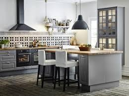 cuisine americaine ikea cuisine américaine optez pour un espace de vie convivial grâce à