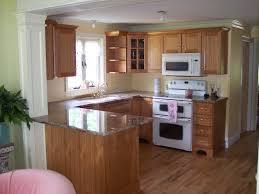 Shaker Cherry Kitchen Cabinets by Custom Cabinets
