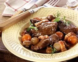 cuisiner du paleron de boeuf recette estouffade de boeuf à la provençale