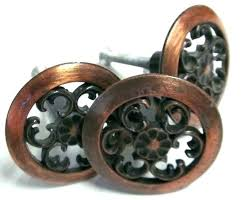 vintage kitchen cabinet hardware copper kitchen knobs retro kitchen cabinet hardware copper hardware