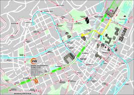 Transport Map Stuttgart Transport Map