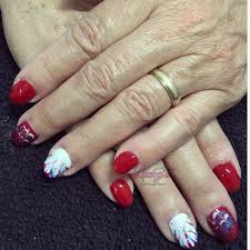 61 memorial day nail art inspirations for the patriot in you