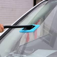 nettoyer des si es de voiture en tissus brosses de lavage de voiture bleu microfibre tissu chaud automobile