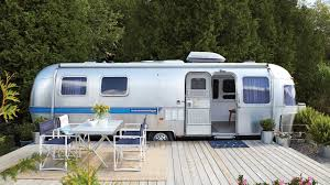Trailer Home Interior Design by Interior Design U2013 Stylish Airstream Trailer Makeover Youtube
