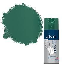 valspar hunter green plastic spray paint 400 ml departments