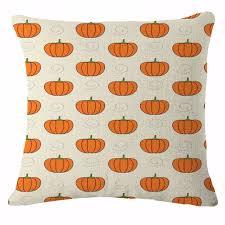 18 u0027 u0027 halloween cute ghost pumpkin throw pillow case sofa cushion