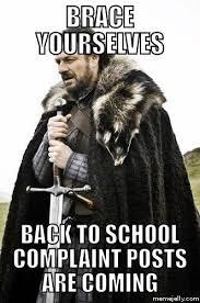 School Sucks Meme - back 2 school