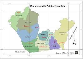 Niger Africa Map by Air Pollution In The Niger Delta Area Scope Challenges And