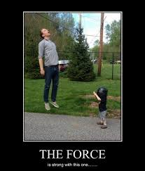 The Force Is Strong With This One Meme - the force is strong