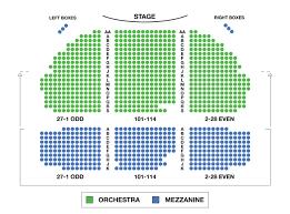 gerald schoenfeld theatre broadway seating charts