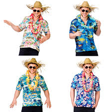 Halloween Costumes With Hawaiian Shirts by Hawaiian Dress For Party Vosoi Com