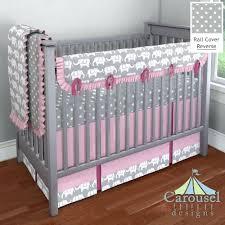 Elephant Bedding For Cribs Decoration Gray Elephant Crib Bedding Boy Cot Sets Baby Sheet