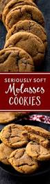 Seriously Soft And Chewy Molasses Cookies Will Be Your Favorite