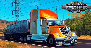 truck pack v1 5 american truck simulator mods ats mods international lonestar truck american truck simulator mod ats mod