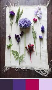 Violet Wedding Flowers - elegant purple violet wedding flower bouquet bridal bouquet