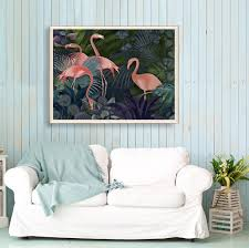 Home Decoration Items Online by The Rise Of Pink Flamingo Décor Selected Items Available Online