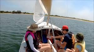 sailing cotuit harbor youtube