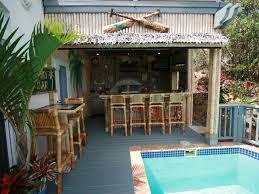 hawaiian home decor simple hawaiian patio interior design for home remodeling