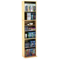 wooden shelving units storage cabinet with sliding glass doors walnut media dvd