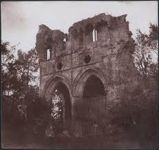 the tomb of sir walter scott in dryburgh abbey william henry fox
