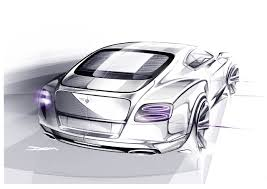 bentley supercar bentley continental gt 2010 supercar sketches gallery