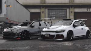 volkswagen scirocco 2010 volkswagen scirocco modify add on template tuning