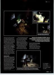 Articles Main Title Silent Hill Articles Silent Hill Memories