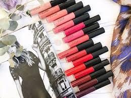 zoeva liquid lipsticks review and swatches