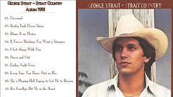 george strait strait country album 1981