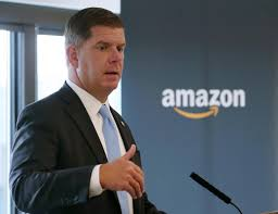 amazon plans to open new seaport office add 900 jobs boston herald