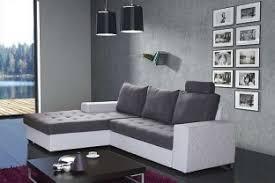 canapé kreabel canapé kreabel destiné à convertible salon d angle mocca 3l kreabel