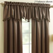 croscill ashland satin window treatment