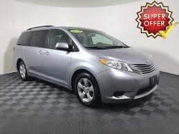 50 best used toyota sienna for sale savings from 2 719