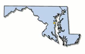 maryland map capital capital of maryland annapolis