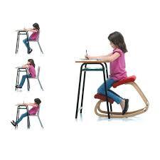 si e ergonomique varier chaise a genoux fabuleux si ge ergonomique bureau chaise a bascule