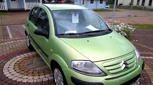 citroen c3 2007 youtube