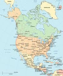 america map political america map political map