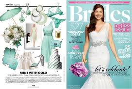 brides magazine featured in brides magazine plus a discount on accessories