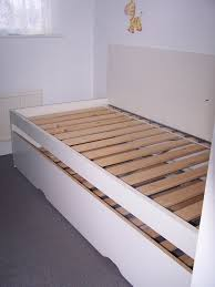 Ikea Single Bed Ikea Single Bed With Sliding Under Bed Guest Bed Can Deliver