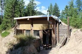 living in a small earth bermed cabin ama simpleliving