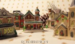 Pottery Barn Christmas Decorations 2014 by Pottery Barn Inspired Christmas Village How To Hometalk